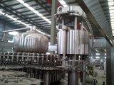 60 jefes de jugo de pepino máquina de envasado en botellas PET
