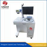 20W 30W 50W 100W Máquina de marcação a Laser de fibra para joalharia gravura do Anel