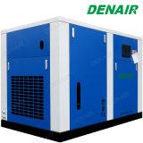 exempt d'huile électrique de 37kw 200 Cfm moins de compresseur d'air rotatoire de vis d'Oilless