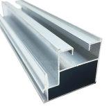As séries cheias de Nigéria livram o perfil de alumínio do molde para a porta do Casement do indicador com mais baixos preços