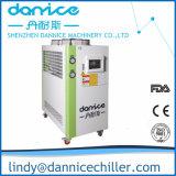Ar industrial refrigerador de refrigeração de refrigeração da máquina do refrigerador de água ar industrial