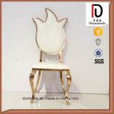 椅子を食事するほとんどの普及した高の現代デザイン背部PUの金属