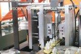 Línea recta máquina de la botella de petróleo del moldeo por insuflación de aire comprimido del animal doméstico