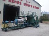 Pianta di riciclaggio industriale dell'olio del nero dello spreco di serie di Zle