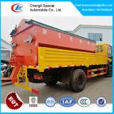 真新しいDongfeng 4X2の雪の拡散機のトラック、Snowmeltの拡散機、トラックは販売のための雪のシャベルを取付けた