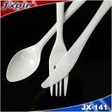 Couverts de plastique de vente en gros de la bonne qualité Jx141