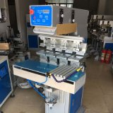 Hot Sale Modèle P4/s Service de navette de la machine de tampographie avec table de travail