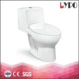 Gesundheitliche Ware-Badezimmer-Arbeitskarte-Filterglocke-Verlangsamung-Deckel-Einteiler-Toilette