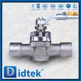 Клапан штепсельной вилки втулки Didtek Cn7m