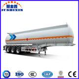 de 50000L 3-Axle del carburante-aceite del tanque del carro acoplado semi