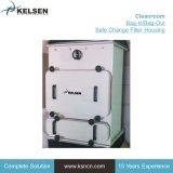 Beutel-in/Beutel-heraus HEPA Eindämmung-Filtergehäuse