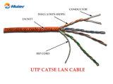 Câble de la qualité Cat5e avec ETL (ftp SFTP d'UTP)