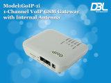 DBL 1/4/8 canales GSM - VoIP Gateway (GoIP-4)