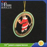 Nuevo accesorio de la caída del arte del metal de la decoración de Navidad de la venta caliente 2017
