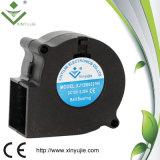 60*60*28mm 부엌 조정가능한 송풍기 팬 축사를 위한 소형 송풍기 팬은 볼베어링 DC 천장 모터를 사용했다
