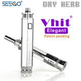 De nieuwste Uitrusting van de Verstuiver van de Bol van het Glas van het Kruid van Seego Vhit Elegante Droge