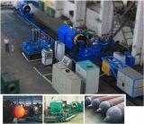 Fabricação de Cilindros de oxigênio máquina girando a quente