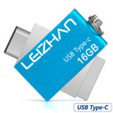 Real Capacity Metal Micro USB Flash Drive OTG Smart Phone Pen Drives Computador 8GB 16GB 32GB 64GB Memory Stick Disk