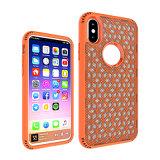 Caso protettivo del coperchio del telefono di dissipazione di calore di prezzi di fabbrica per il iPhone 8