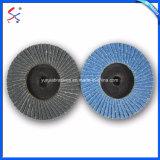 販売のための磨く使用法の研摩ディスク平らな形の車輪