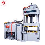 Ladrillo de té de moldeo por compresión de hardware prensa hidráulica Máquina