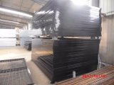 オーストラリアのために囲う黒いカラー倉庫の隔離の網