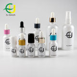5ml, 10ml, 15ml, 20ml, 30ml, 50ml, 100ml para frasco de vidro branco Eliquid Óleo Essencial