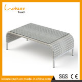 Hôtel près de la piscine de natation de corde Polyester Outdoor canapé Set Home Table et chaise de jardin patio, un mobilier moderne