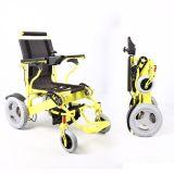 Sedia a rotelle elettrica veloce Handicapped esterna portatile