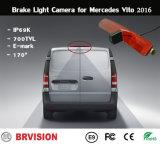 Tercera cámara de reserva Mercedes Vito 2016 del coche de la opinión trasera de la luz de freno