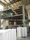 Одной головки блока цилиндров нетканого материала производственной линии