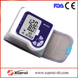 Sphygmomanometer de Digitas do pulso com o FDA aprovado