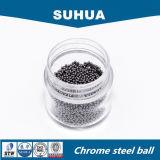 高く磨かれた固体ステンレス鋼の球、固体球