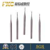 2 Flöte-Karbid-Prägescherblock mit Stutzen für Aluminium