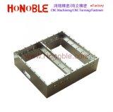 Lavorare/che gira di CNC/ha lavorato i pezzi di ricambio alla macchina di alluminio del pacchetto della batteria