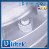 """Didtek aparafusou as extremidades ósmio da flange de capota & o tipo 8 de """" válvula de Y porta"""