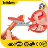 Professional Shrimp Deveiner Scissors Lobster Cracker Tool