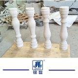 Beige del Portogallo/marmo lastra del calcare per i controsoffitti e la colonna delle mattonelle della parete dei materiali da costruzione