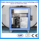 pianta raffreddata aria industriale del refrigeratore di acqua del rotolo 2.4tons