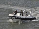 Hypalon Liya Costela Boat 24,6 pés barco inflável Hypalon Rígida