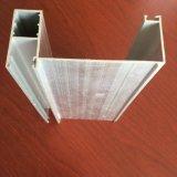 Het vierkante, Ronde, Verschillende Profiel van de Uitdrijving van de Legering van het Aluminium voor Deur en Buis 17 van het Venster