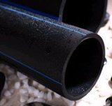 Bom encaixe de tubulação high-density do PE da resistência de pressão