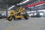 Pequeña cargadora de ruedas Grapper Registro Registro Registro frente a la venta