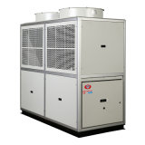 25p 60kw VFD Luft abgekühlter Wasser-industrieller Kühler