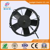 12 pulgadas de condensador de 24V 12V DC sin escobillas del motor de ventilador de refrigeración axial