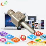 Микрофон Q7 Bluetooth беспроволочный миниый для игрока Karaoke Handhold