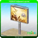 Publicité Billboard outdoor Steel Billboard
