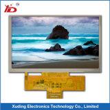 5.0 visualización del módulo de la pulgada TFT LCD con la resolución 480*272