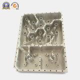 Drilling&Threading를 가진 복잡한 CNC 기계로 가공 알루미늄 부속