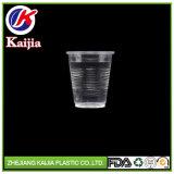 copo 5oz bebendo plástico descartável